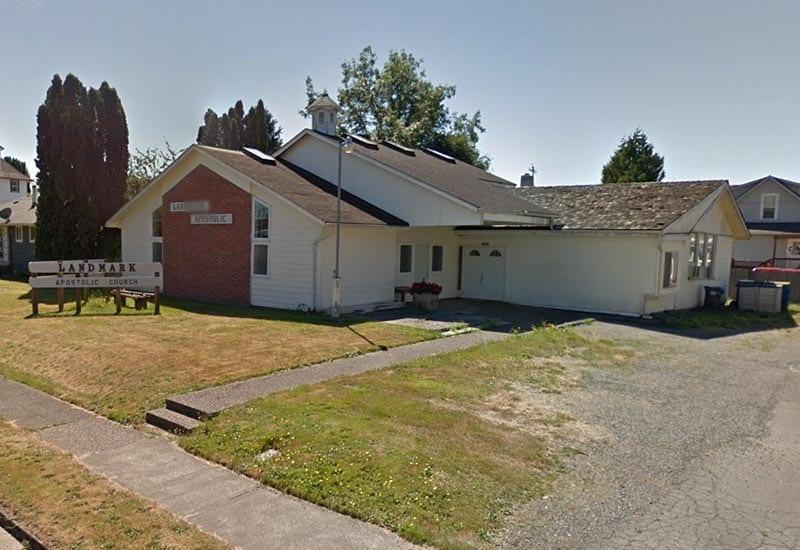 Landmark Apostolic Church