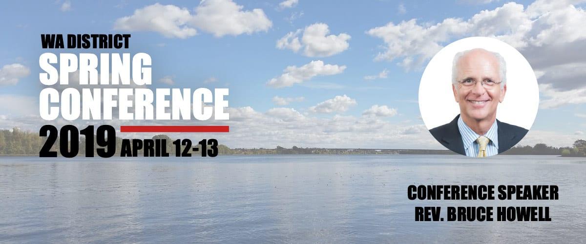 spring conference washington upci