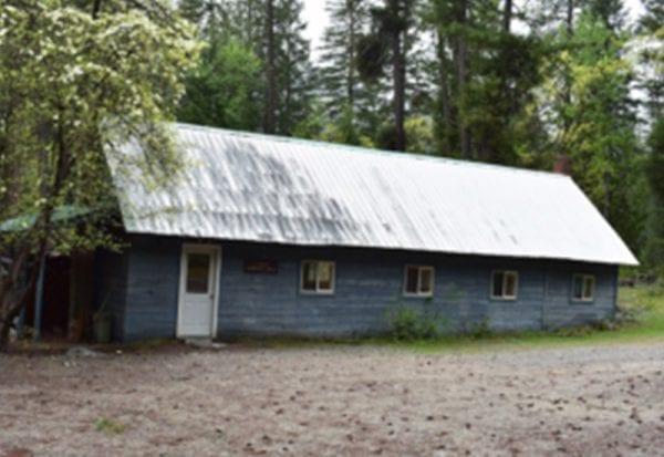 Stehekin Church