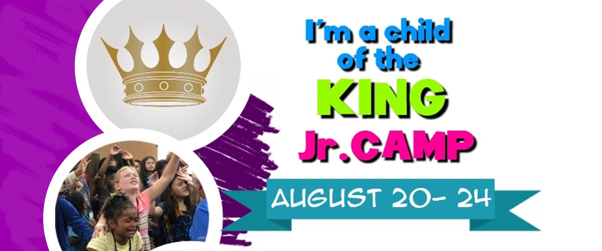 Child of the King Jr. Camp