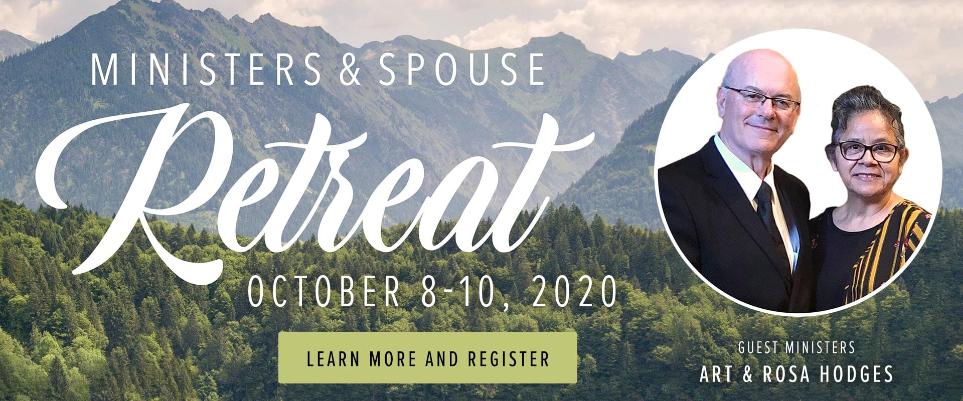 Ministers & Spouse Retreat 2020