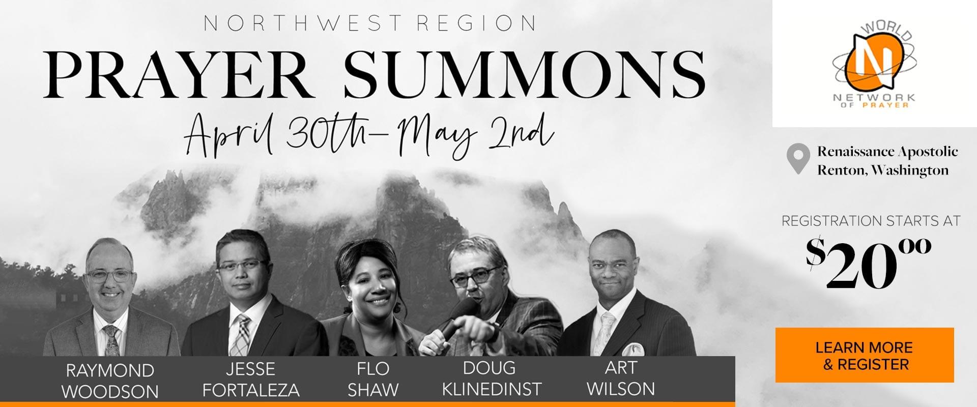 WNOP Prayer Summons