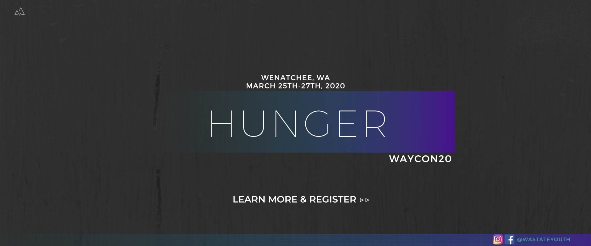 Washington District UPCI WAYCON Youth Convention 2020