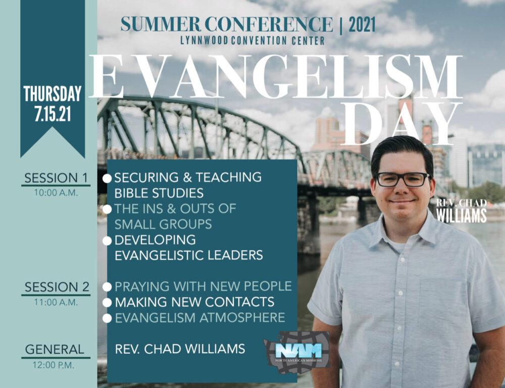 Evangelism Day 2021