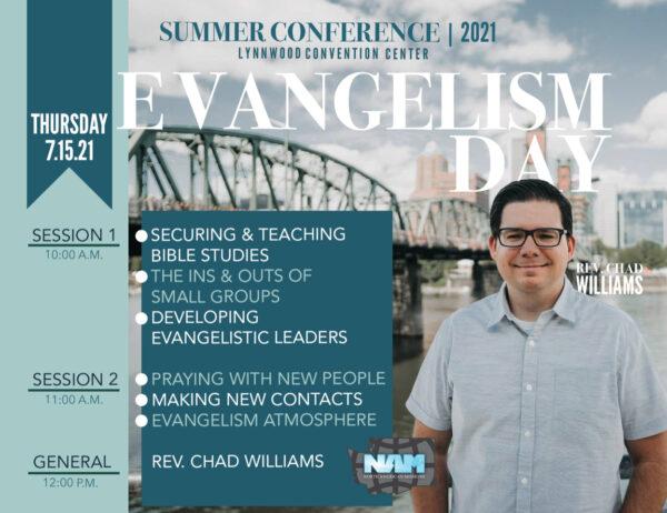 Developing Evangelistic Leaders Image